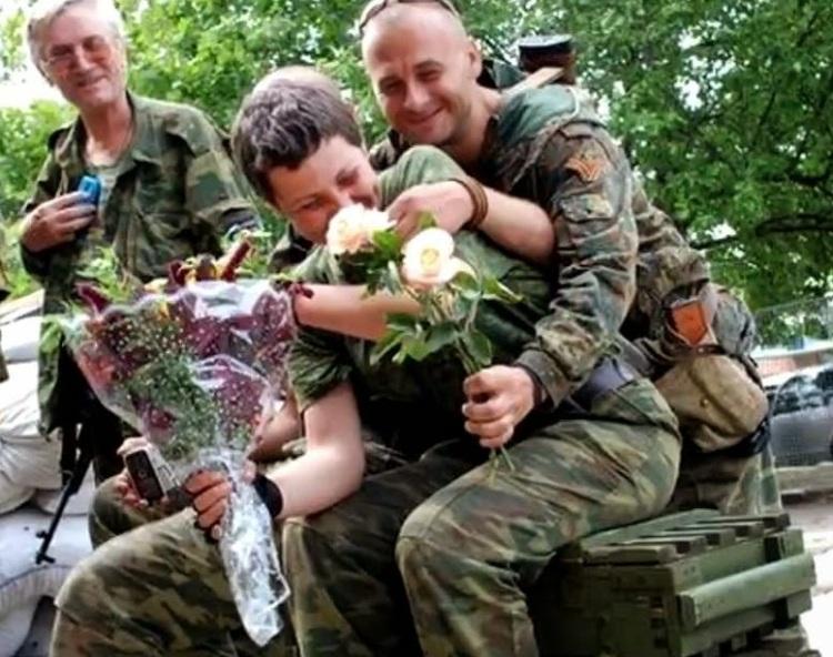 Novorussie : l'amour et la guerre.