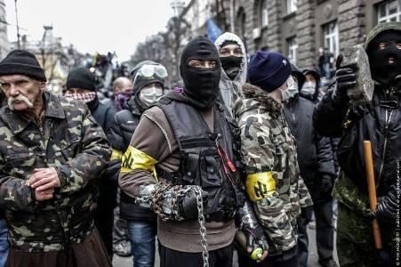 Ukrainian nazis.